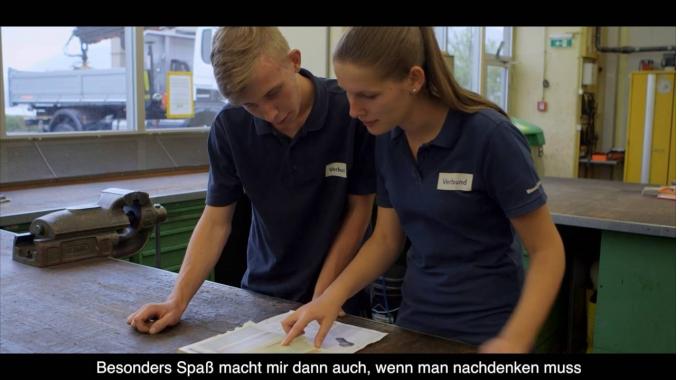 VERBUND-Doppellehre: Ein Arbeitstag im Kraftwerk