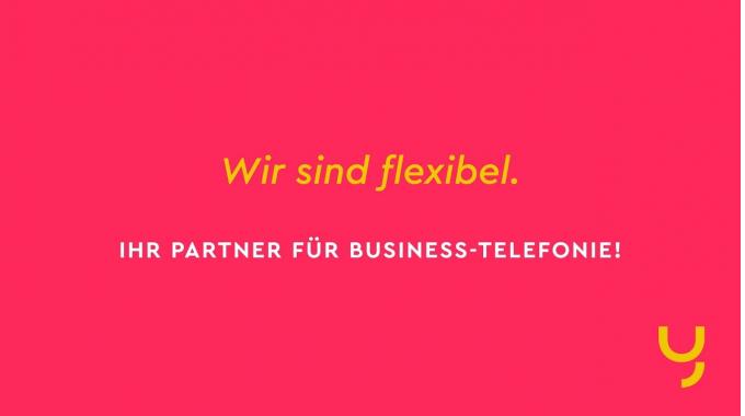 Wir sind flexibel. | yuutel
