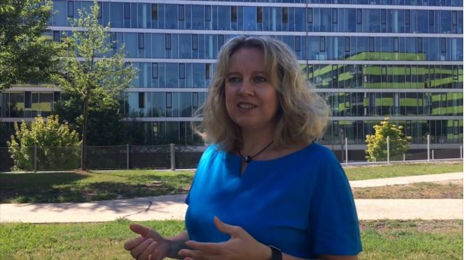Aus Begeisterung für den Standort Oberösterreich - Interview mit Frauke Wurmböck