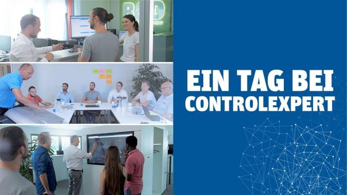 Ein Tag bei ControlExpert