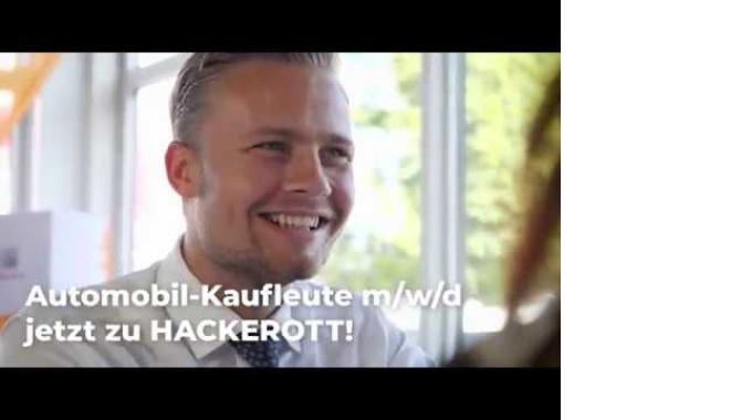 Automobilkaufmann m/w/d für HACKEROTT in der Region Hannover