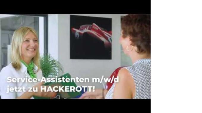 Serviceassistent (m/w/d) für HACKEROTT in der Region Hannover