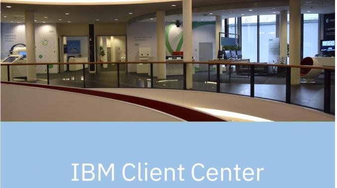 IBM Client Center Ehningen - What IBM is all about.