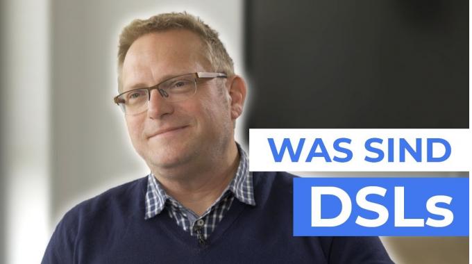 Was sind domänenspezifische Sprachen? | Lohnt sich die Entwicklung einer DSL?