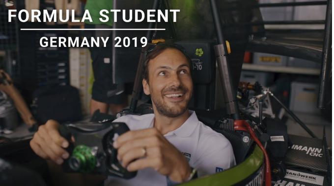 Formula Student 2019 - MAHLE Vlog