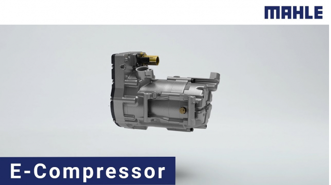 Award-Winning MAHLE E-Compressor