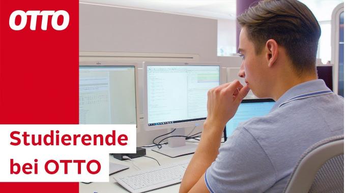 Studierende bei OTTO in Hamburg | OTTO Jobs