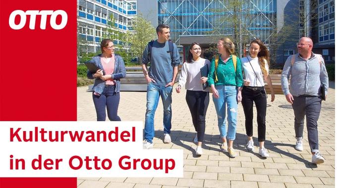 Kulturwandel in der Otto Group | OTTO Jobs