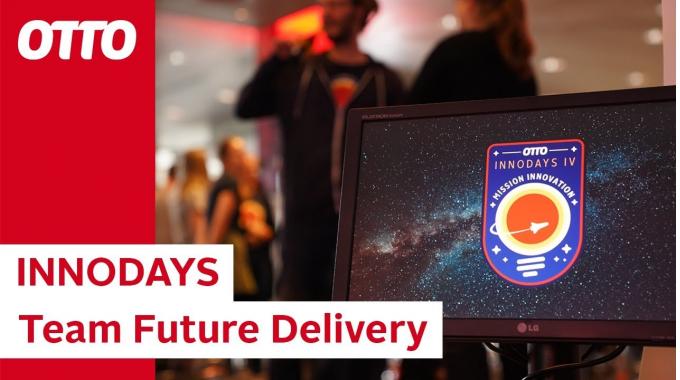 OTTO Innovation Days 2019 – Team Future Delivery | OTTO Jobs