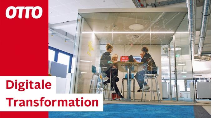 Digitale Transformation – OTTOs Weg zur Plattform | OTTO Jobs