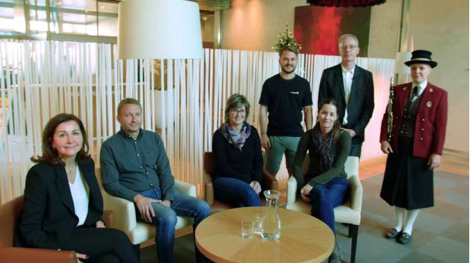 Benefits der Raiffeisenlandesbank Vorarlberg
