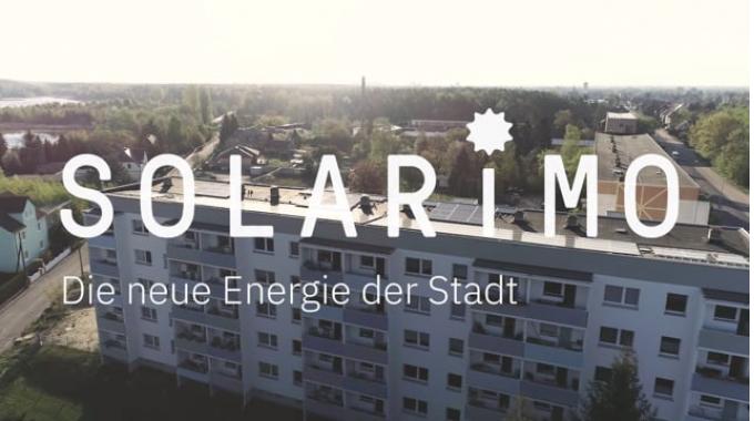 Mieterstrom-Projekt: Schwarzheide | SOLARIMO