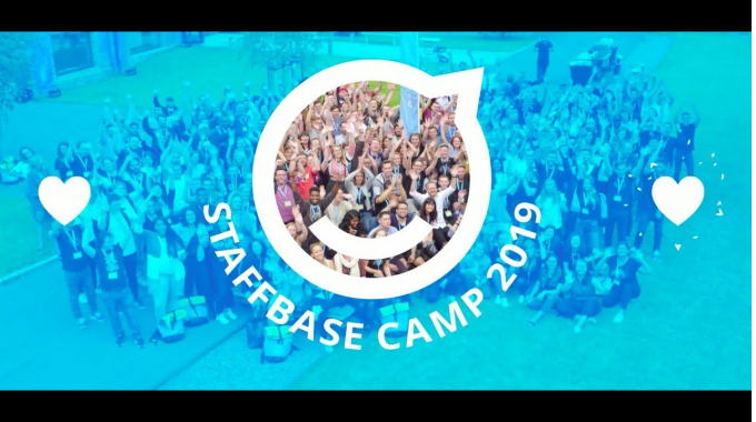 Staffbase Camp 2019 in Prague