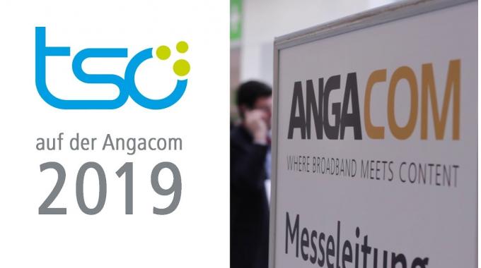 tso auf der Angacom 2019