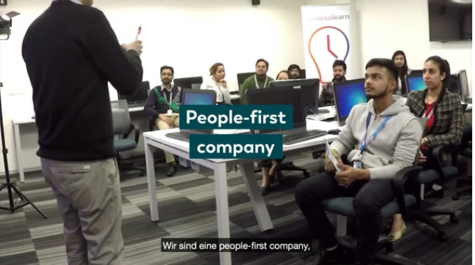 Webhelp Culture - People First