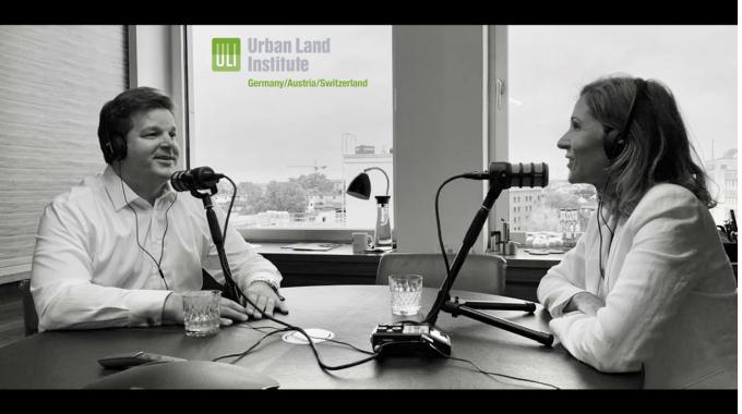 ULI Germany Podcast mit Dr. Markus Wiedenmann