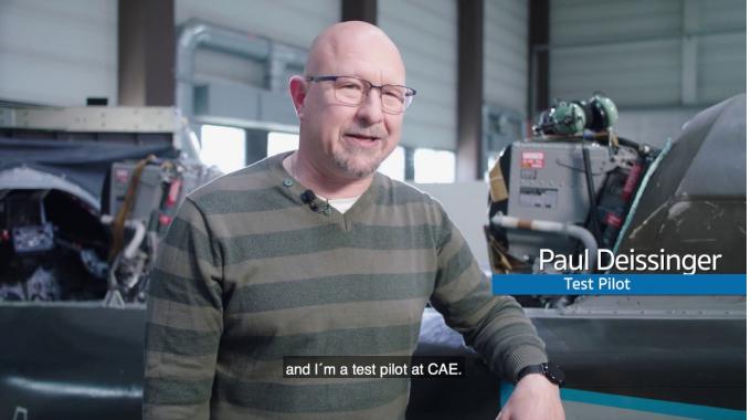 Testpilot - Test Pilot | CAE Germany Jobs
