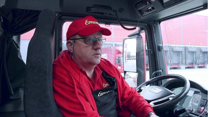 Emons Story Berufskraftfahrer / Fahrer