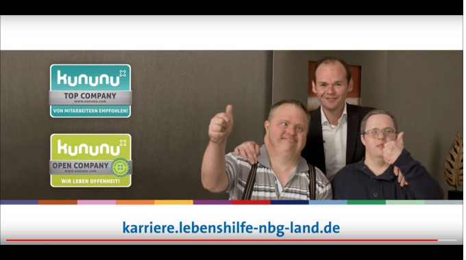 Jetzt Lebenshelfer werden @ Lebenshilfe Nürnberger Land