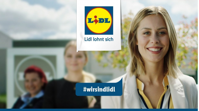 #wirsindlidl | Laura - Aus- und Weiterbildungsleiterin