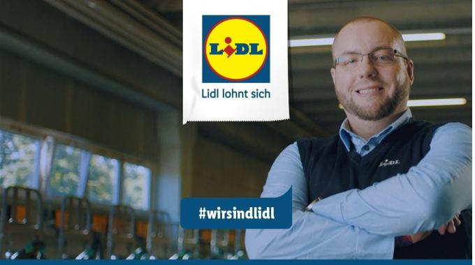 #wirsindlidl | Rafael - Teamleiter Logistik im Zentrallager