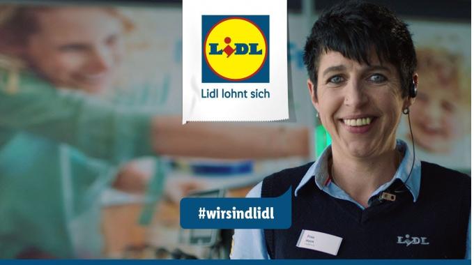 #wirsindlidl | Renate - Filialleiterin