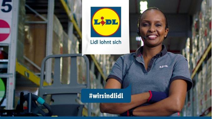#wirsindlidl | Dorcas - Kommissioniererin