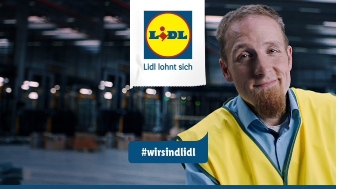 #wirsindlidl | Mark - Intralogistik International