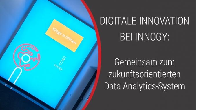 Digitale Innovation bei innogy – gemeinsam zum zukunftsorientierten Data Analytics-...