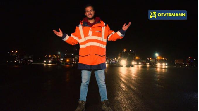 Career@Oevermann: Azubi zum Straßenbauer für Oevermann Verkehrswegebau GmbH in ...