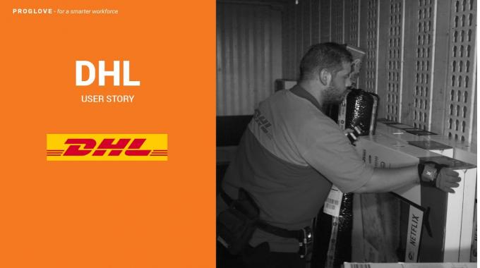 ProGlove | DHL User Story
