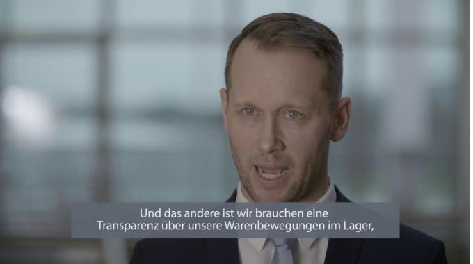 ProGlove | Volkswagen OTLG  User Story (German) | 2019