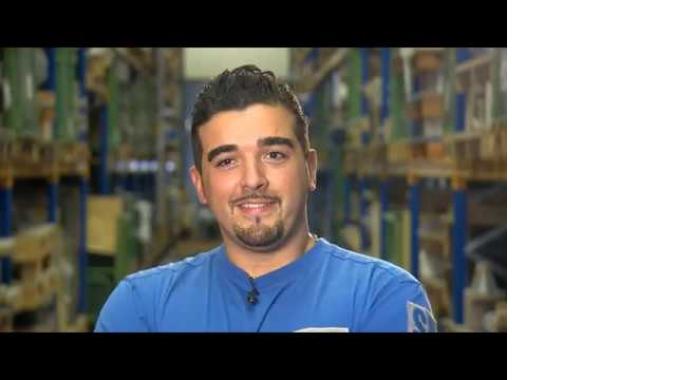 IHK Bestensprecher 2019:  Gießereimechaniker