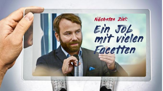 Portrait // Joachim Städter, Jurist,  ist ein Teil vieler Mitgliedsunternehmen (2019)