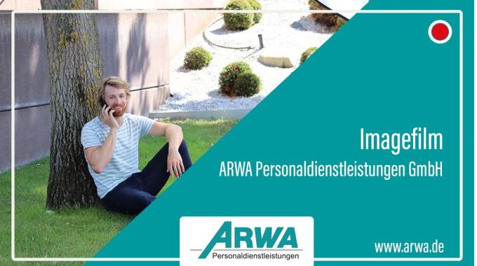 ARWA Personaldienstleistungen GmbH - Imagefilm