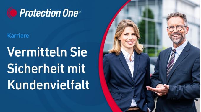 Vermitteln Sie Sicherheit mit Kundenvielfalt   Protection One