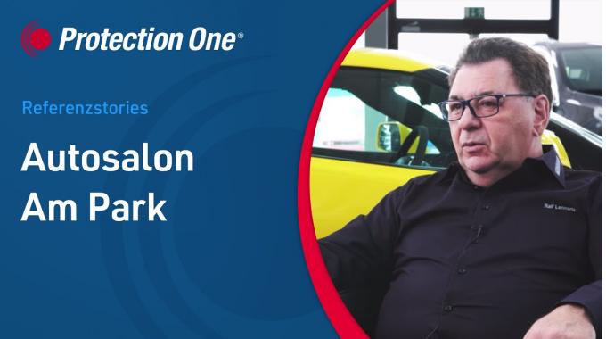 Protection One Erfahrungen   Referenz Autosalon Am Park