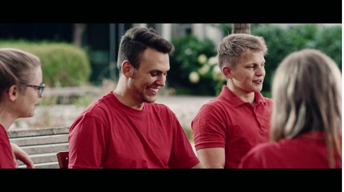 Ausbildung bei Rosenberger - Trailer