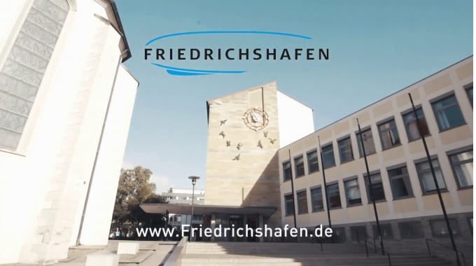 Arbeiten bei der Stadt Friedrichshafen? Klar!