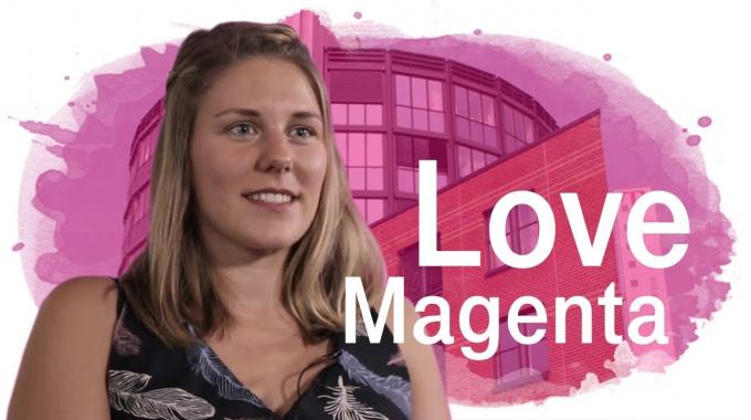 Love Magenta - Mitarbeiter im Interview