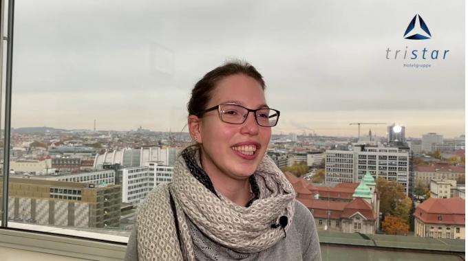 Laura, Senior Accountant / Buchhalter bei der tristar GmbH