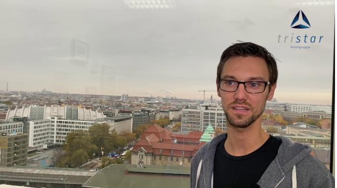 Chris, Accountant / Buchhalter bei der tristar GmbH
