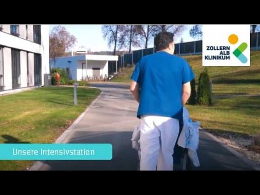 Unsere Intensivstation | Zollernalb Klinikum