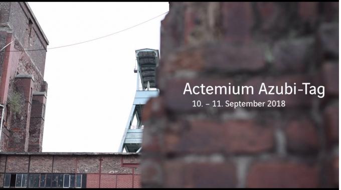 Actemium Azubi-Tag 2018