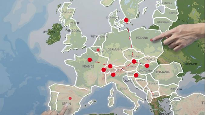 Axpo in 120 Sekunden: Kundengeschäft in Europa