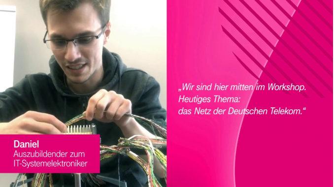 ++ Ausbildung @Telekom ++