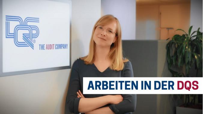 Arbeiten in der DQS - Wir stellen uns vor | DQS GmbH