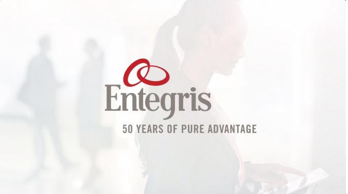 Entegris Brand Video