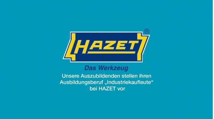 Ausbildung Industriekaufleute bei HAZET