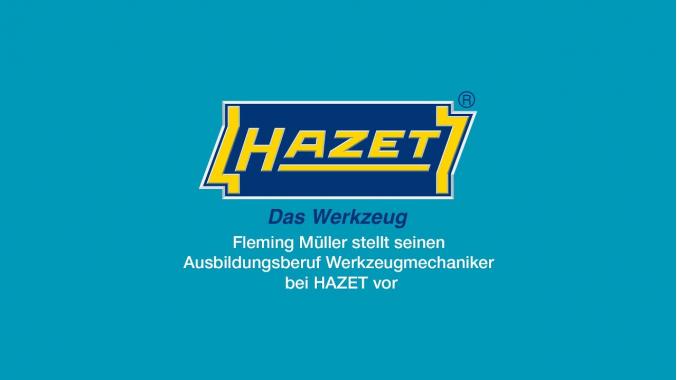Ausbildung zum Werkzeugmechaniker bei HAZET